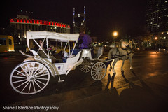 wedding transportation,indian wedding transportation,carriage,indian bride and groom