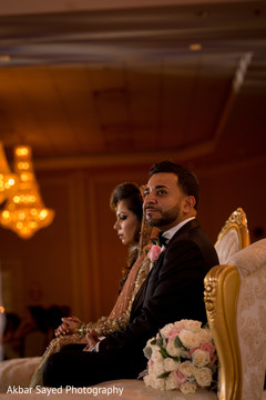 indian bride and groom,indian wedding reception