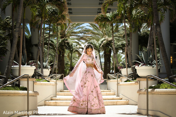 indian bride fashion,outdoor photography,indian bride lengha