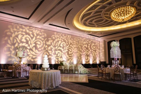 Indian wedding reception venue