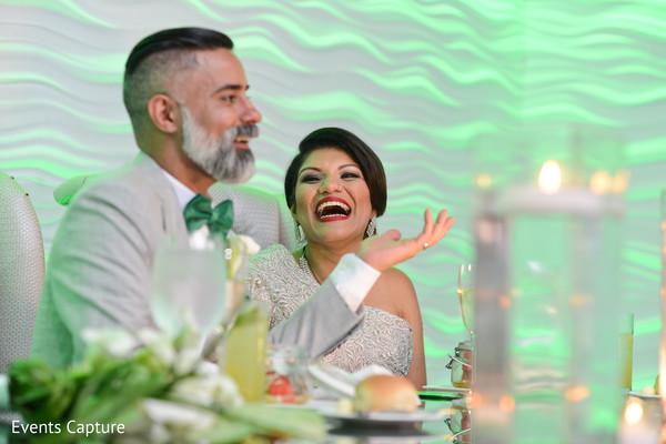 indian wedding reception,indian bride and groom,lightning