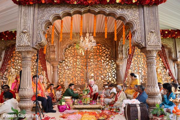 Huntington, NY Indian Wedding By Events Capture