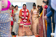 indian wedding ceremony,indian bride,floral and decor