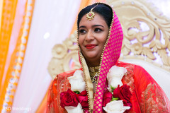 indian wedding ceremony,indian bride,floral and decor,mandap