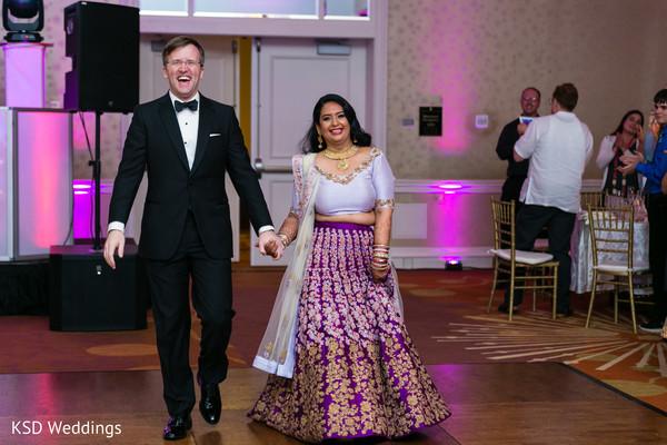 indian newlyweds,bridal fashion,indian bride