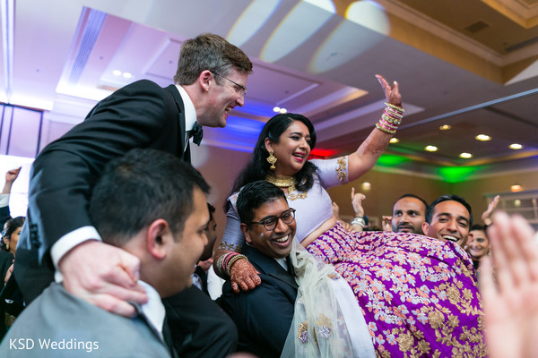 indian couple,indian wedding reception,bridal lengha