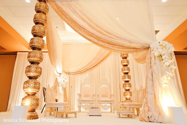 Amazing indian wedding ceremony decor