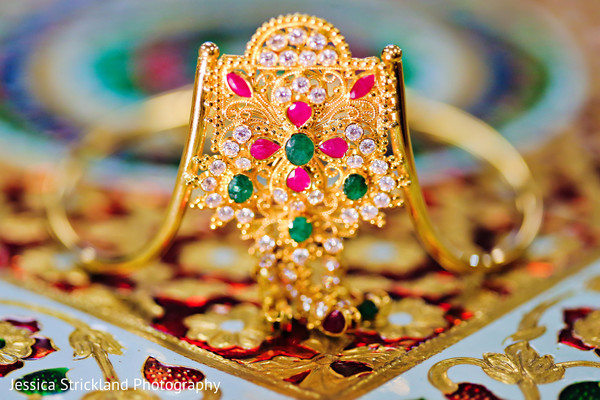 Marvelous indian bridal jewelry