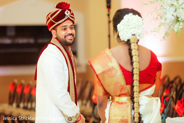 first look photography,indian bride and groom,indian groom fashion,indian groom turban