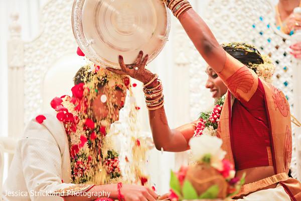 telugu ritual,indian wedding ceremony,indian bride and groom