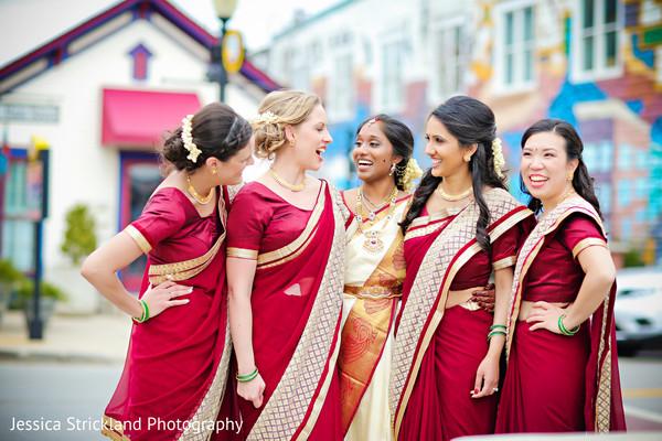 indian bride fashion,indian bridesmaids' fashion,indian bridesmaids,indian bride