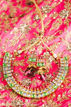 Stunning indian bridal jewelry