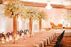 Amazing floral centerpieces