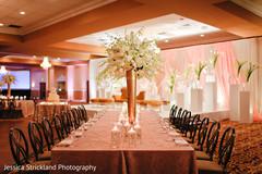 Incredible floral decor