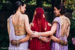 Amazing bridal party photo idea.
