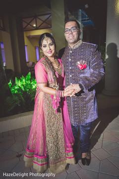 india bride,indian groom,pre-wedding fashion,sangeet