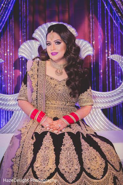 indian wedding reception,indian bride,bridal fashion