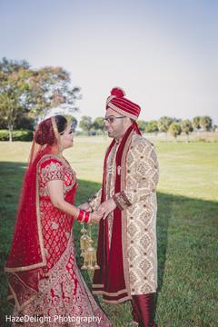 red lengha,bridal lengha,indian wedding fashion