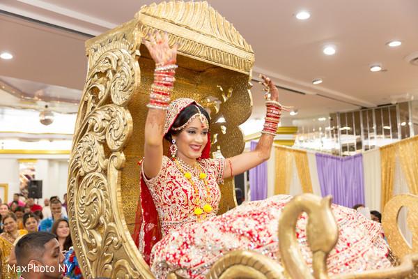 doli entrance,indian wedding ceremony,bridal jewelry,indian bride fashion