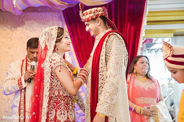 indian wedding ceremony,indian groom sherwani,indian bride lengha