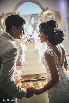 indian wedding cake,indian wedding reception,indian bride and groom
