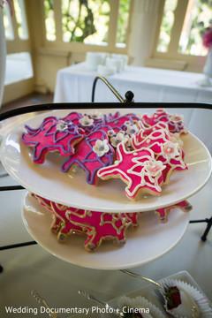 indian wedding reception,indian wedding treats,cake and treats,indian wedding dessert
