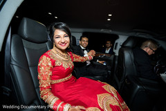 indian bride and groom,transportation