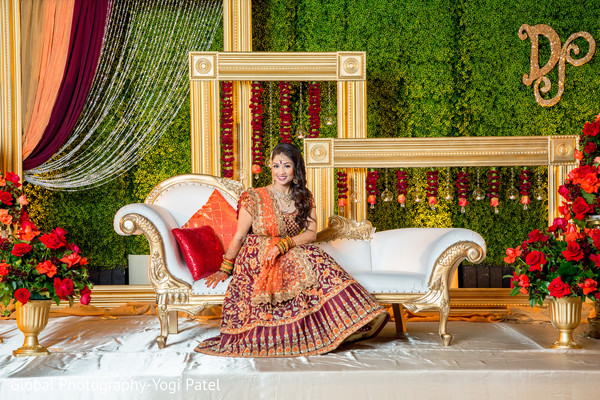 indian wedding reception,indian bride fashion,indian bride portrait