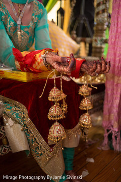 indian bride fashion,mehndi party,pre- wedding celebrations,bridal jewelry