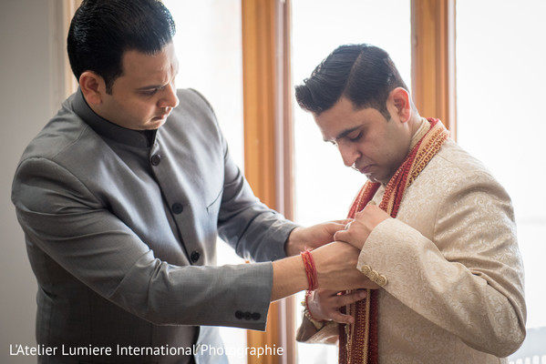 indian groom getting ready,indian groom,indian groom fashion