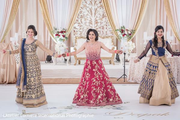 indian wedding reception,indian bride fashion,dj and entertainment