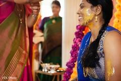 pre- wedding celebrations,haldi ritual,haldi,indian bride