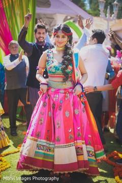 indian bride fashion,pre- wedding celebrations,mehndi party