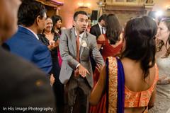dj,india fusion wedding,indian wedding reception,indian groom