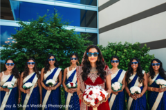 indian bride,indian wedding photography,indian bridesmaids