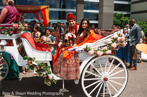 indian wedding ceremony,carriage,post ceremony traditions