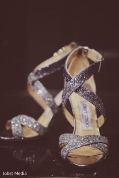 indian bridal fashion,indian bride shoes,indian bride reception fashion
