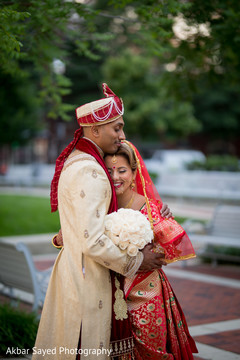indian groom fashion,indian bride fashion,outdoor photography,first look photography