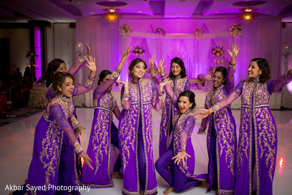 indian wedding reception,indian wedding reception performers,indian bridesmaids' fashion