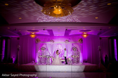 indian wedding reception,indian bride and groom,lighting