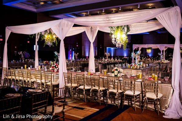 indian wedding reception,indian wedding reception floral and decor,indian wedding planning and design
