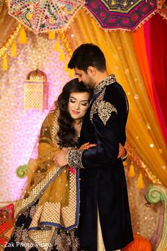 pakistani bride and groom,pakistani wedding photography,walima,pre- wedding celebrations