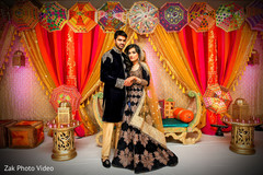 floral and decor,walima,pre-wedding celebrations,pakistani bride and groom
