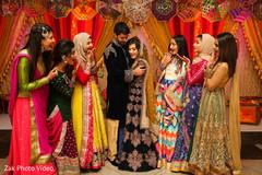 pakistani bridal party,pakistani wedding photography,pakistani bride and groom