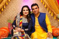 Lovable Pakistani wedding capture.