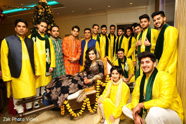 pakistani bride,pakistani wedding photography,groomsmen