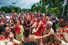indian wedding procession,indian groom,baraat