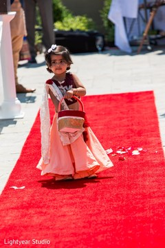 indian wedding photography,indian wedding ceremony,flower girl