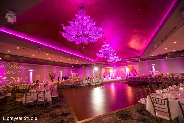 indian wedding reception,lightning,planning and design,venue