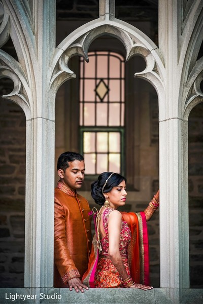 Indian Pre-wedding style.